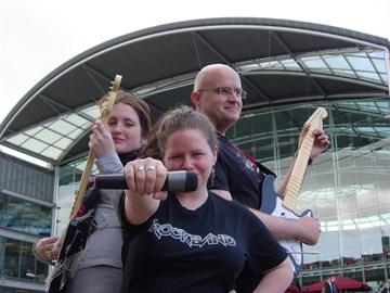 The Rock Band Rockathon!