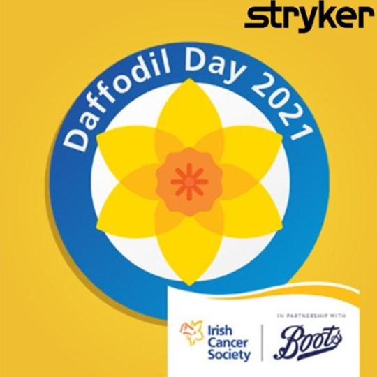 Stryker Limerick Daffodil Day