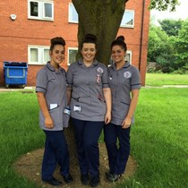 Student nurses Volunteering in Tanzania