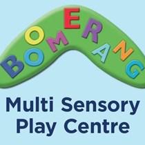 Boomerang Multi Sensory Play Centre