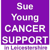 Sue Young Cancer Support in Leicestershire and Rutland