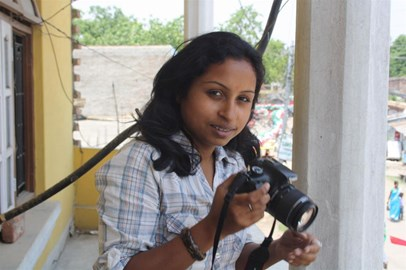 RPT helps support Manika Jha's work