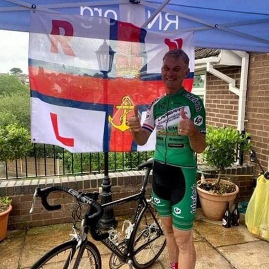 Alan Forrester's Virtual Welsh Coastal Bike Ride