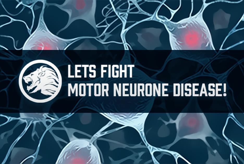 Tom cassell is fundraising for motor neurone disease for Motor neurone disease support