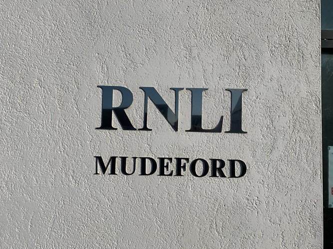 Crowdfunding to raise money for the RNLI and Mind on
