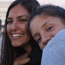 Ana and Beatriz