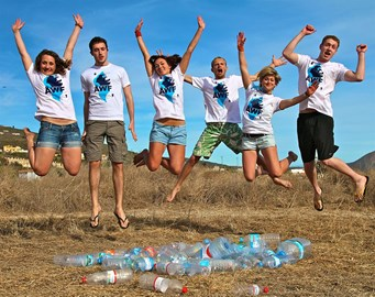 The Plastic Marathon Team