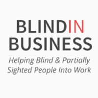 Blind in Business