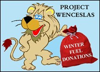 KNUTSFORD AND DISTRICT LIONS CLUB - PROJECT WENCESLAS