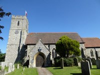 St Nicholas church, Southfleet