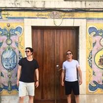 Ollie Horbye and Christian Seiersen