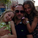 Rob, Mary, Lily and Annie Smedley