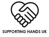 supporting hands justgiving