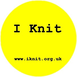 Yarn provided by iKnit London
