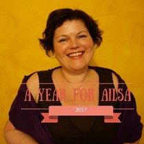 A YEAR FOR AILSA