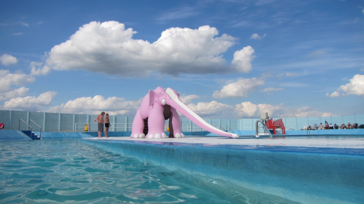 Crowdfunding to help the friends of strand pool improve - The strand swimming pool gillingham ...
