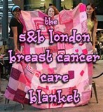 S&B London Breast Cancer Care Blanket