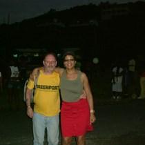 wayne shaw & Sandra Watkin
