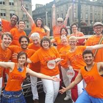 The Edinburgh Samba School