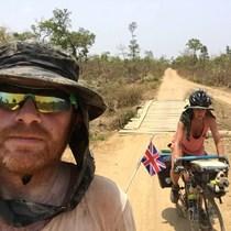 Chris & Gabs World Cycling Tour