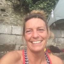 Carol Marsh Lockdown Rowing For Alzheimer's Research UK