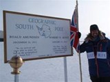 South Pole, 19th January 2009