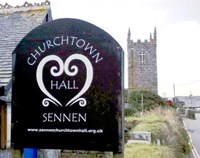 Sennen Churchtown Hall