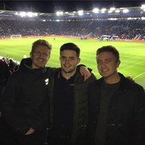 Alex Rooney, Ben Stockley, Ben Roffey