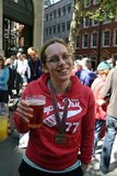 Yes, I'm still smiling after 26.2 miles