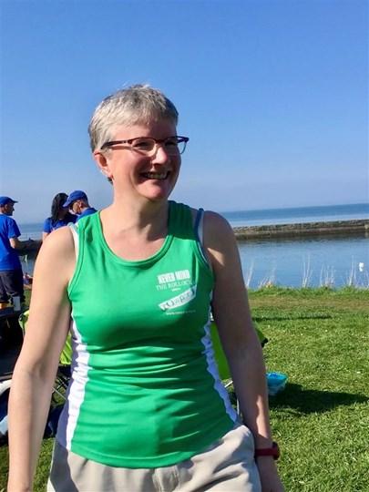 Catherine - Kilt Swim, Walk and Cycle for PSKC
