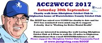 Albrighton Cricket Club Community Fund