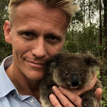 Dr Scott Miller - Veterinary Surgeon, Animal lover and Conservationist