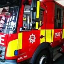 Walthamstow Blue Watch Firefighters