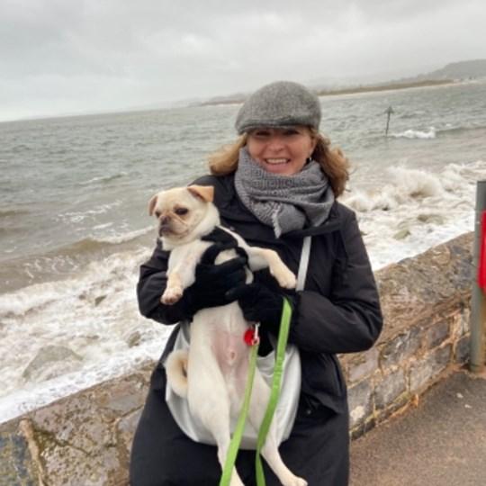 Rebecca's Big Walk for Shelter
