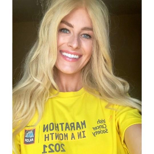 Rachael-Ann's Marathon in a Month Fundraising Page