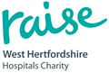 Raise (West Hertfordshire Hospitals Charity)