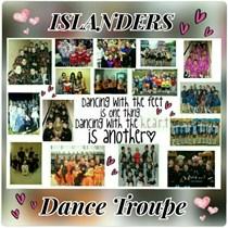 Islanders Dance troupe