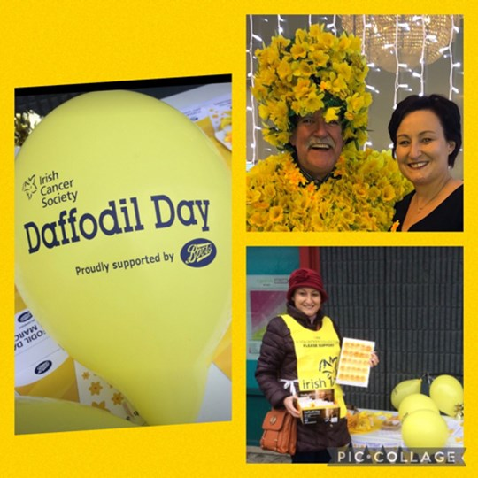 Lorraine's Virtual Daffodil Day 2021 Fundraiser