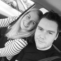 Sarah Moody & Sean Keenan