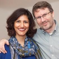 Stephen & Dilnaz Laverack