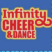 Infinity cheer and dance