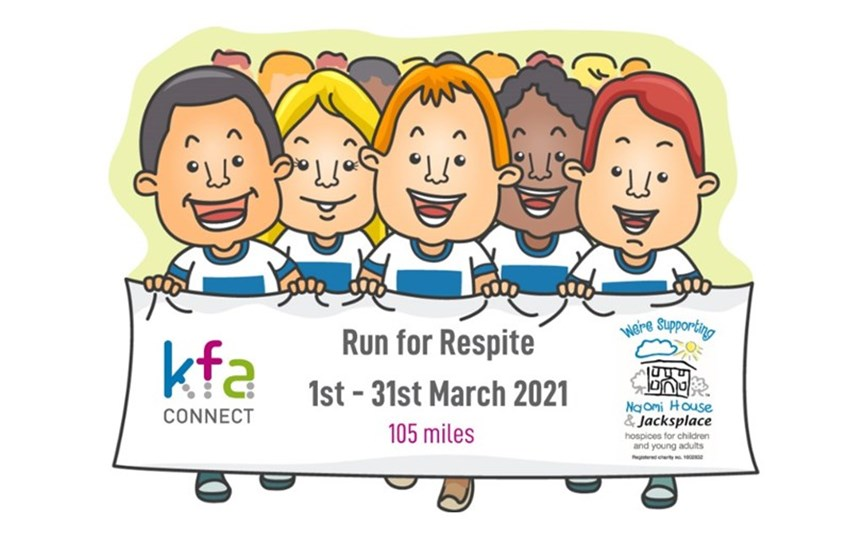 """Run for Respite"" - March 2021"